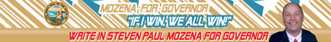 Mozena for Governor ::: If i win, we all win